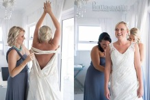 Natalie Wedding MakeUp Bridesmaids Dress