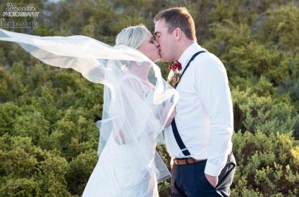 Natalie Wedding MakeUp Couple Veil