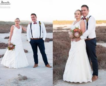 Natalie Wedding MakeUp Newlyweds
