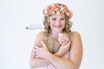 Madali Newborn Shoot Airbrush MakeUp