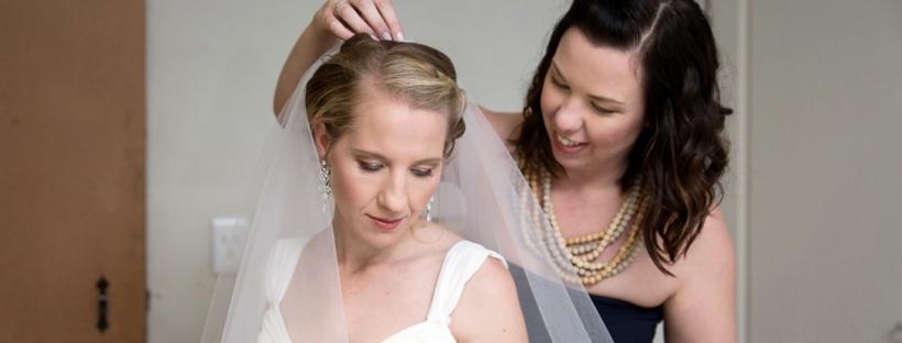 Mari Wedding Airbrush MakeUp Feature