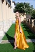 Nina Matric Ball Airbrush MakeUp Dress