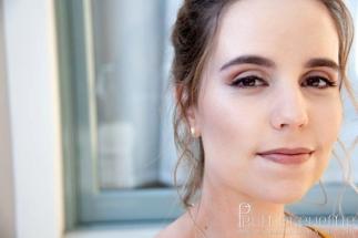 Nina Matric Ball Airbrush MakeUp