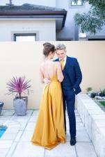 Nina Matric Dance Airbrush MakeUp Couple