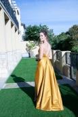 Nina Matric Dance Airbrush MakeUp Dress