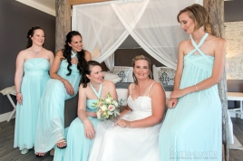 Vicky Wedding MakeUp Bridesmaids